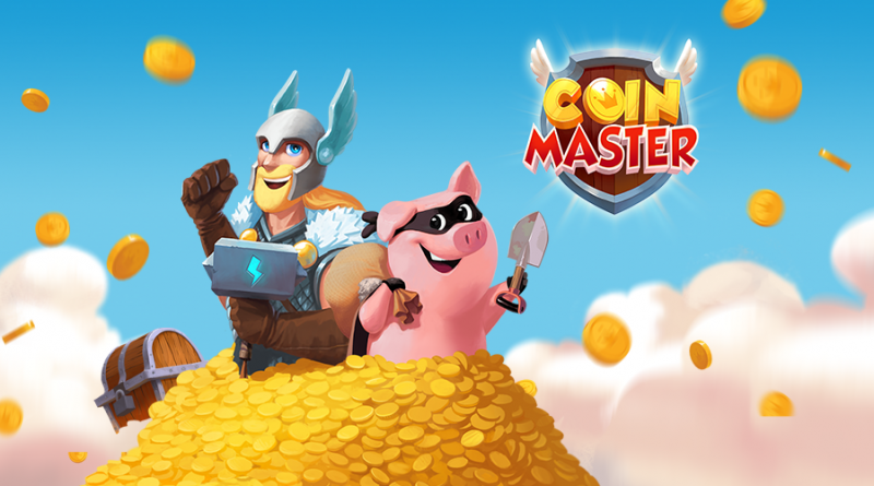 Coin Master Phone Game
