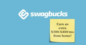 Swagbucks Earn Money From Home